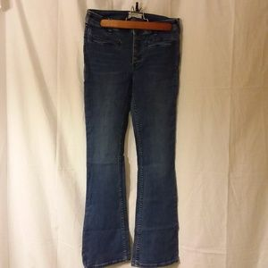 Free People Flare Button Fly Jeans size 27